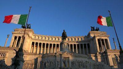 Crisis en la coalición de gobierno italiana