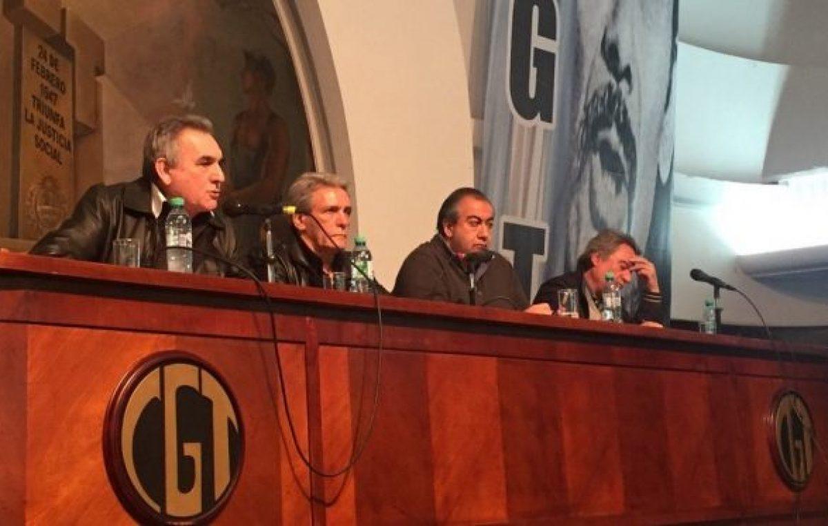 Al fin sucede: la CGT convocó a un paro total de actividades para el 29 de mayo