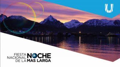 Fiesta Nacional de la Noche más Larga, Ushuaia