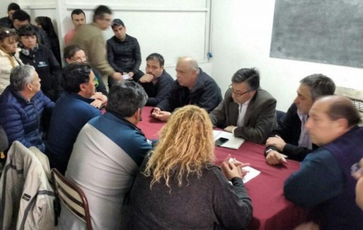 Paritaria Municipal: El intendente de Río Gallegos ofreció 31,66% de aumento