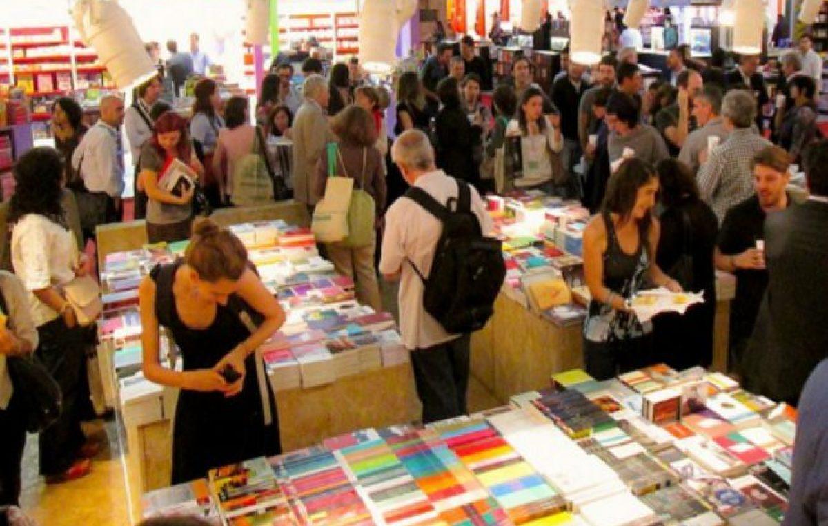 La Feria del Libro, los años y la esperanza