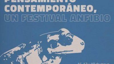 Rosario: Se viene el festival Pensamiento Contemporáneo