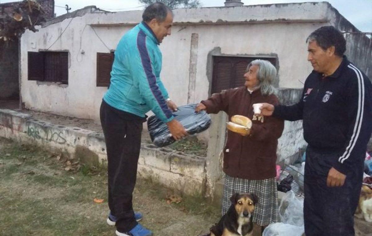 Aumentó en Catamarca la demanda del Programa Abrigo