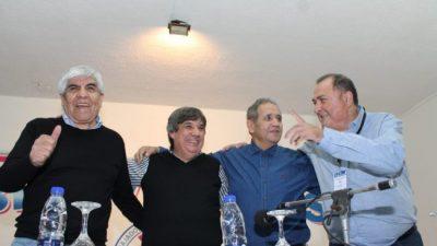 Rubén Cholo García confirmado por cuatro años más al frente de los municipales de todo el país