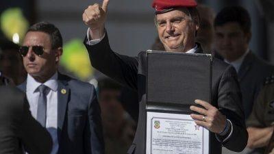 Por qué Bolsonaro hace peligrar la democracia