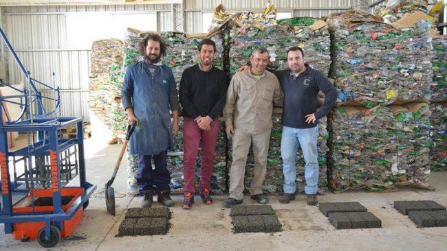 Junín ya es un fenómeno sudamericano con su plan de reciclado de plástico