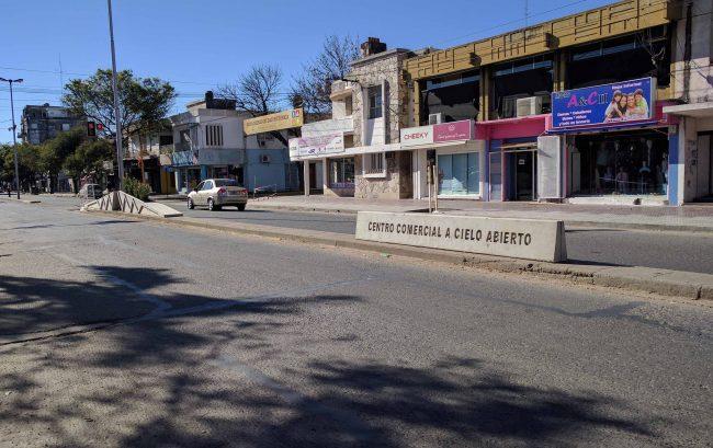 """San Lorenzo: """"Casi 1.000 comercios cerraron en los últimos meses"""""""