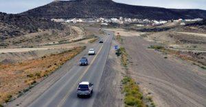 Nación bajó 33 proyectos de obras públicas en Chubut