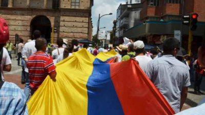 Aumentan los asesinatos a líderes sociales en Colombia