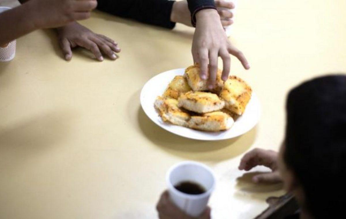 El ajuste llega a los comedores escolares porteños