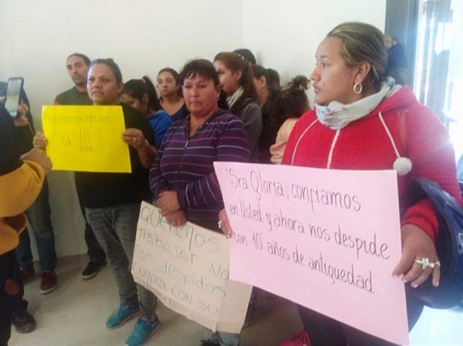 Polémica por despidos de 85 contratados en el municipio de Villa Dolores