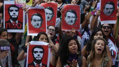 «Las medidas de Bolsonaro amenazan los derechos humanos»
