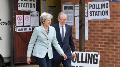 Reino Unido vota en medio de la incertidumbre sobre May