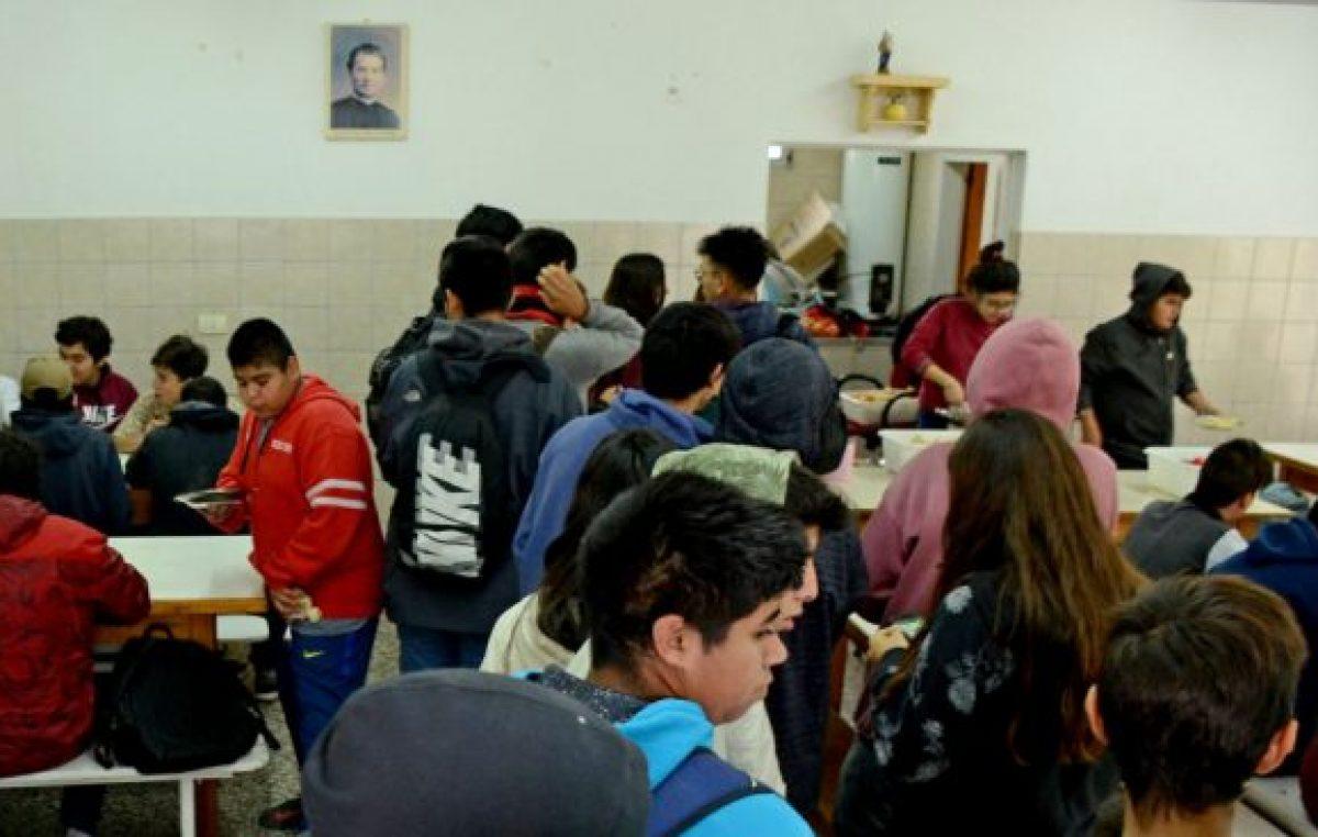 Neuquén: El San José Obrero enseña, contiene y le da pelea al hambre