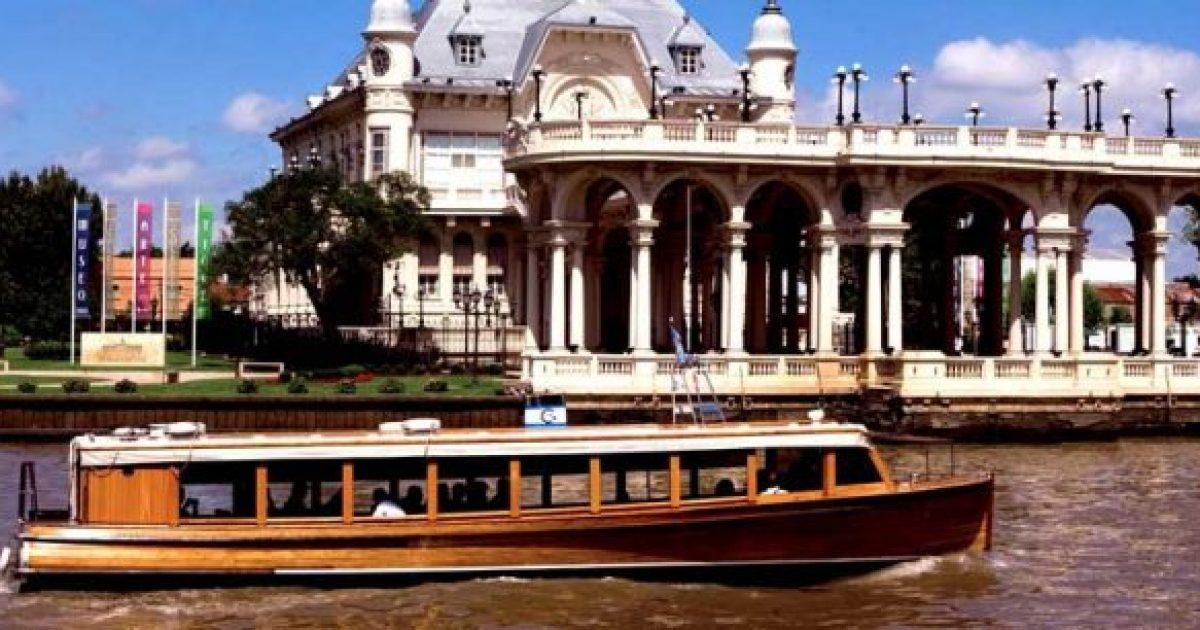 La «Venecia fluvial argentina», lugar elegido por artistas e intelectuales