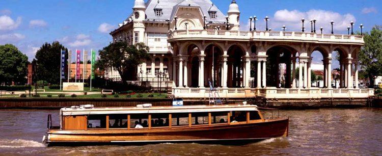 """La """"Venecia fluvial argentina"""", lugar elegido por artistas e intelectuales"""
