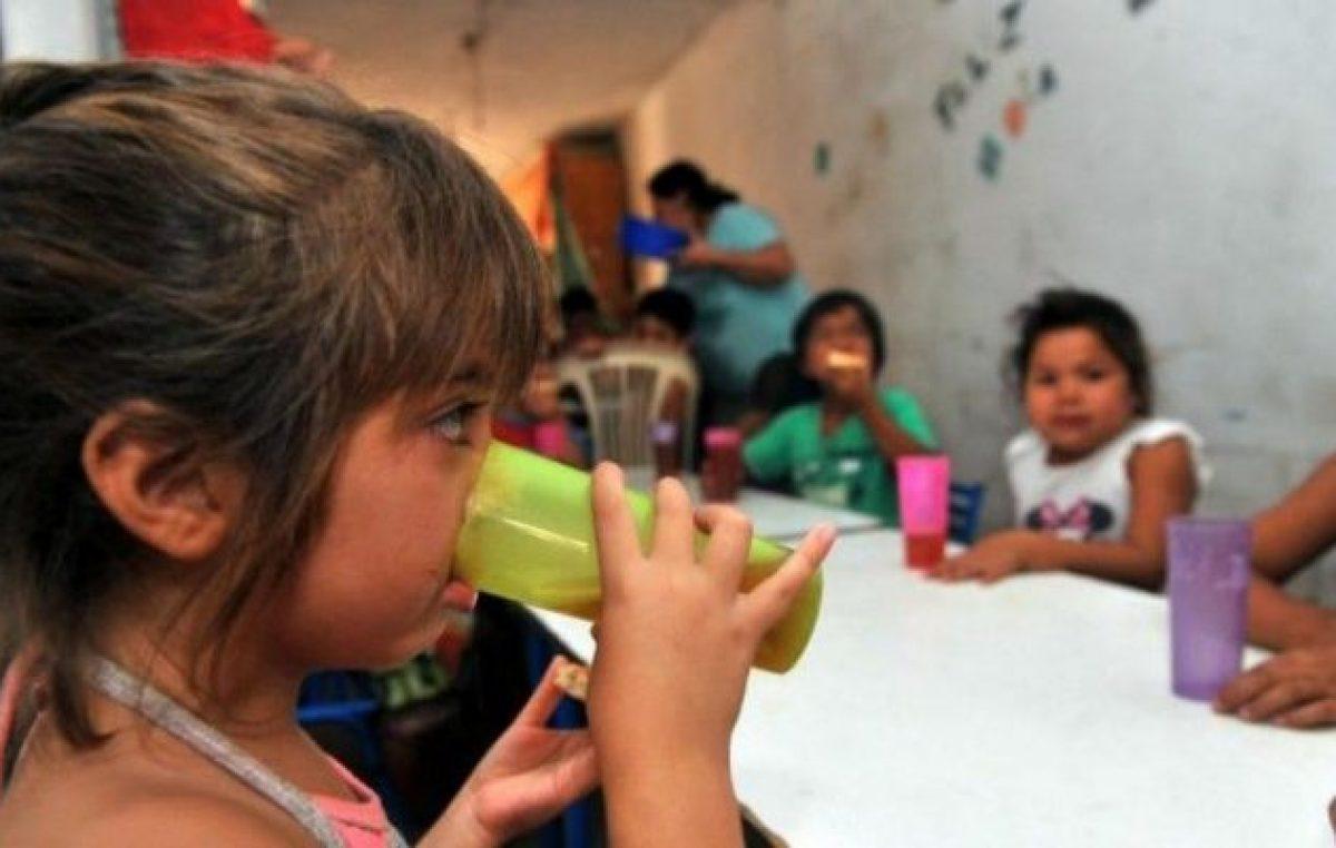Crecen los merenderos en Viedma, pero aún no se declara la Emergencia Alimentaria