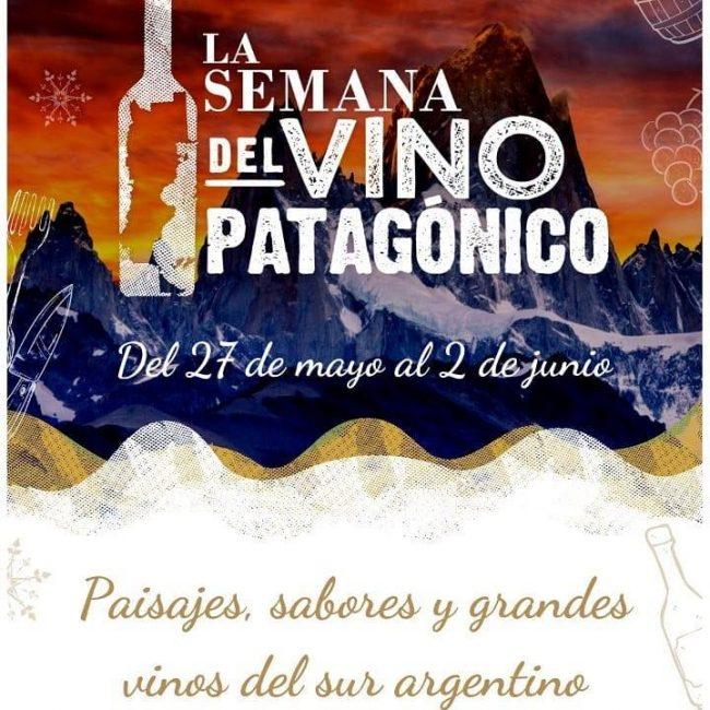 El vino patagónico se lucirá en Buenos Aires y Mendoza, el 27 de mayo al 2 de junio