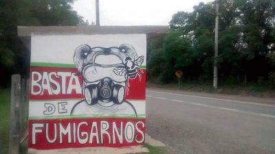Cosquín: Una tranquera vecinal al glifosato
