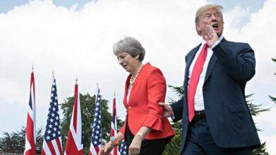 """""""Trumpxit"""", EE.UU. en su salsa"""