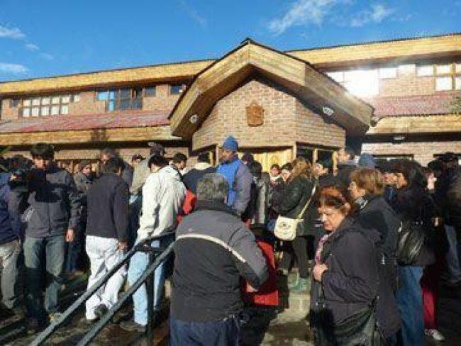 Río Turbio: Los municipales, ante la falta de respuesta, convocaron a un paro