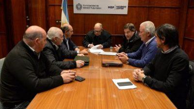Trabajadores municipales de Mar del Plata acordaron un 16% de aumento salarial