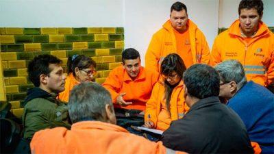 La Red Argentina de Municipios capacita a empleados de Paraná