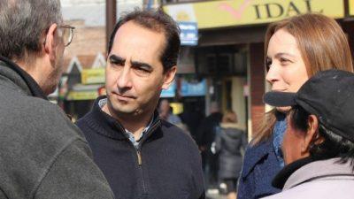Dura acusación de los municipales de Morón: «Tagliaferro nos dio un miserable aumento, no dialoga y tampoco nos recibe»