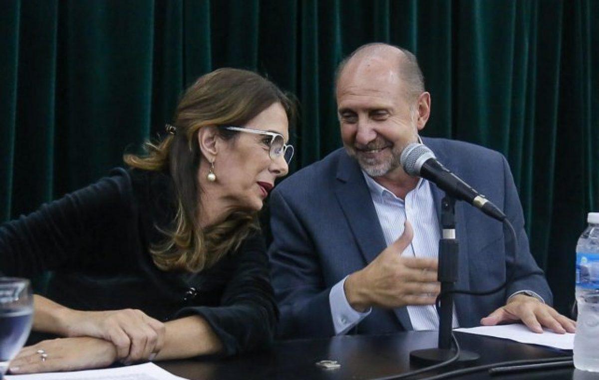 Perotti y Bielsa, con eje en la salud pública para Santa Fe