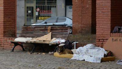 Sólo en 40 días, casi 150 varones fueron al refugio municipal de Rosario para evitar la calle