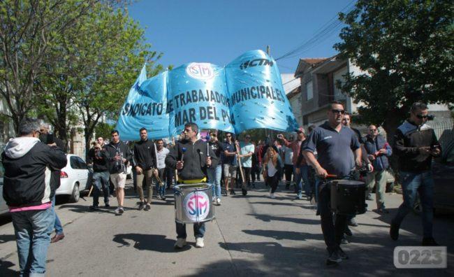 Docentes municipales de Mar del Plata vuelven a reunirse para analizar la continuidad del conflicto