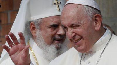 En Rumania, el Papa pide perdón a los gitanos