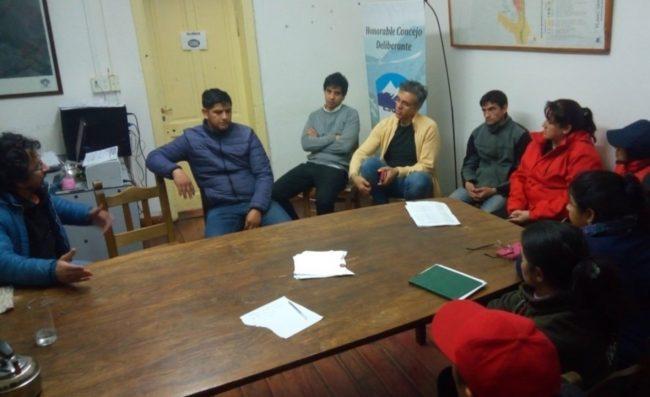 Ejecutivo Municipal de Esquel y Soeme comprometen las gestiones para avanzar con la recategorización