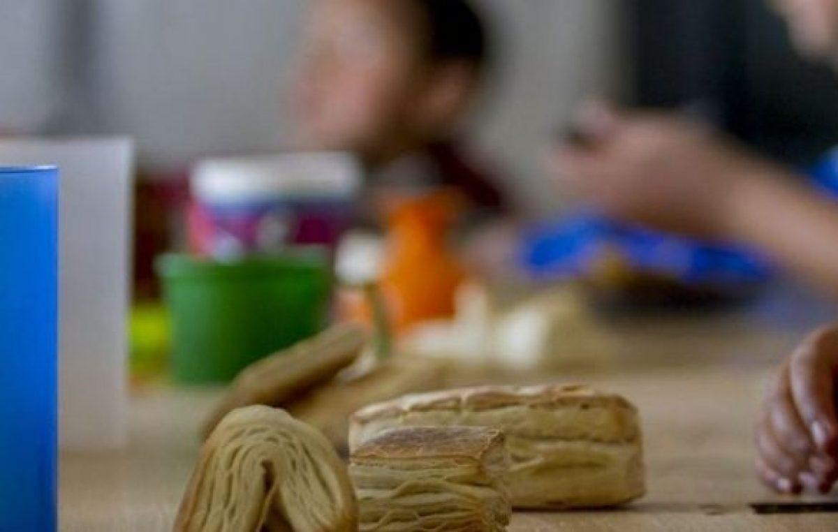 Alertan en Salta sobre problemas de crecimiento por la alimentación