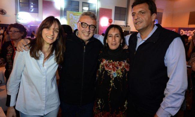 Zamora va por la reeleccion en Tigre
