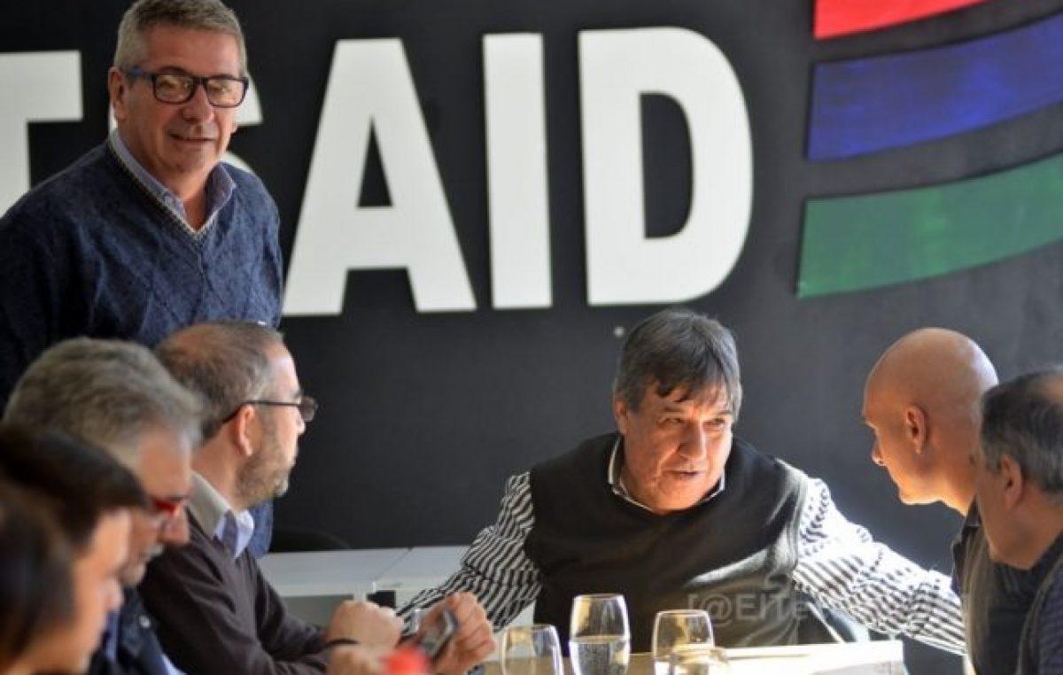 Buenos Aires: Rubén García llama a conquistar a los dirigentes territoriales para recuperar la provincia