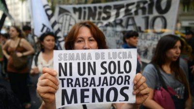 Signo de los tiempos: seis de cada diez argentinos tienen miedo de perder su empleo
