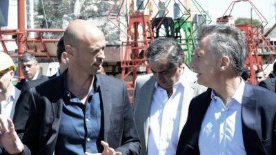 Piden interpelar a Dietrich por irregularidades en la concesión del Puerto de Buenos Aires