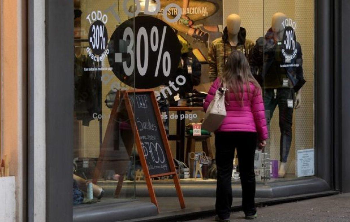 Casi el 80% de los comercios bonaerenses perdieron ventas