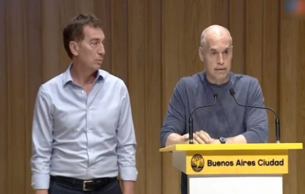 Donda: «Hay posibilidades de terminar con el proyecto Macri-Larreta en la Ciudad»