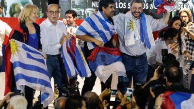 Uruguay: La unidad primó en el cierre de campaña del FA