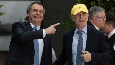 La ultraderecha europea y Bolsonaro