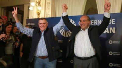Elecciones: Tucumán, Chubut, Entre Ríos y Jujuy confirmaron a sus oficialismos