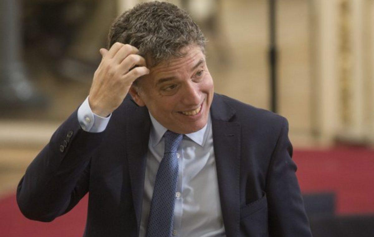 Dujovne prometió que si ganan habrá reforma laboral