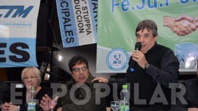 «Queremos que el jubilado municipal tenga una activa presencia en nuestra Federación»