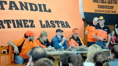 Trabajadores municipales de Tandil sellaron un aumento salarial que alcanza el 38,5 por ciento