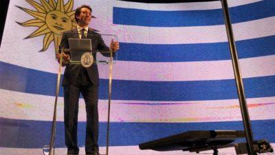 Uruguay: El precandidato de los millones