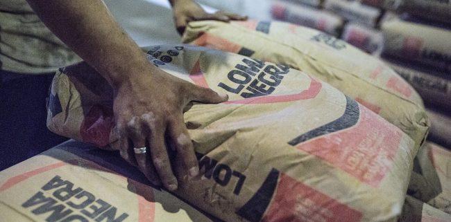 Crisis sin final: ahora Loma Negra cerró una planta y despidió a 140 trabajadores
