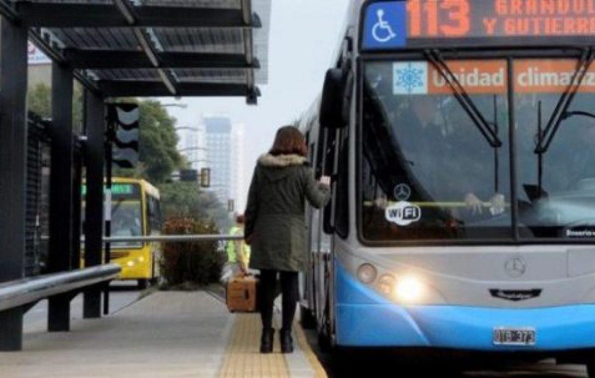 Rosario: Fein dijo que «el sistema de transporte está en crisis» pero que por ahora no habrá aumento del boleto