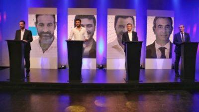 Los candidatos a intendente de Rosario se unieron en un debate con muy poca polémica